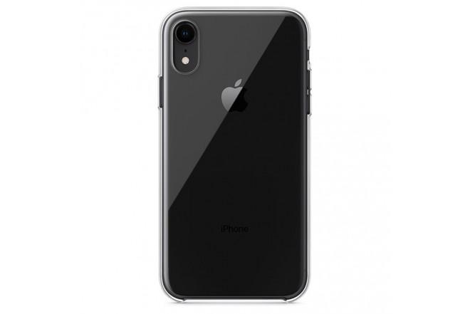 Clear Case iPHONE XR Transparente4