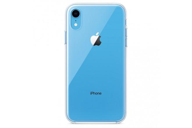 Clear Case iPHONE XR Transparente6