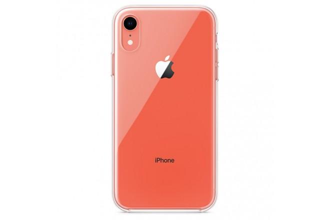 Clear Case iPHONE XR Transparente3
