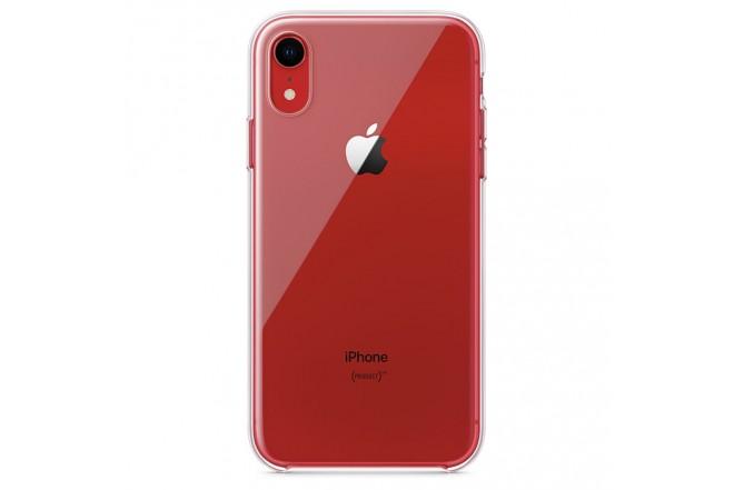 Clear Case iPHONE XR Transparente5
