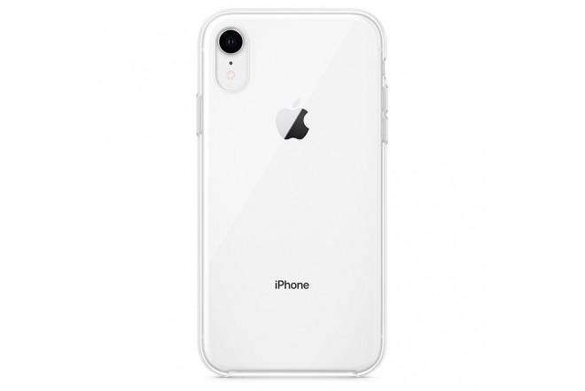 Clear Case iPHONE XR Transparente2