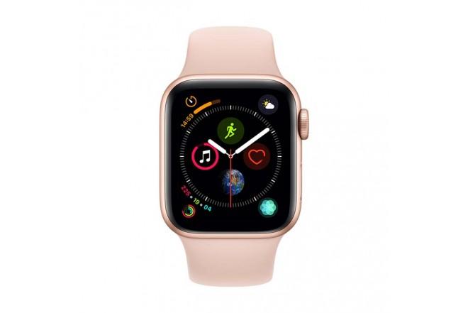 Reloj APPLE WATCH S4 GPS 40M Oro/ Rosado