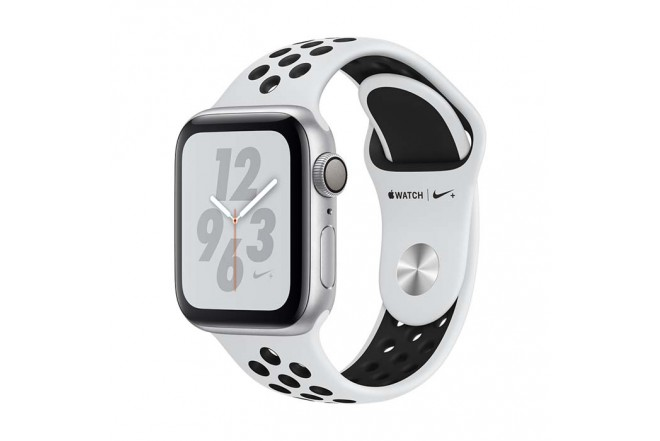 Reloj APPLE WATCH Nike S4 GPS 40MM Plateado- Negro