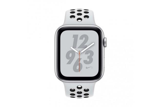 Reloj APPLE WATCH Nike S4 GPS 44MM Plateado- Negro