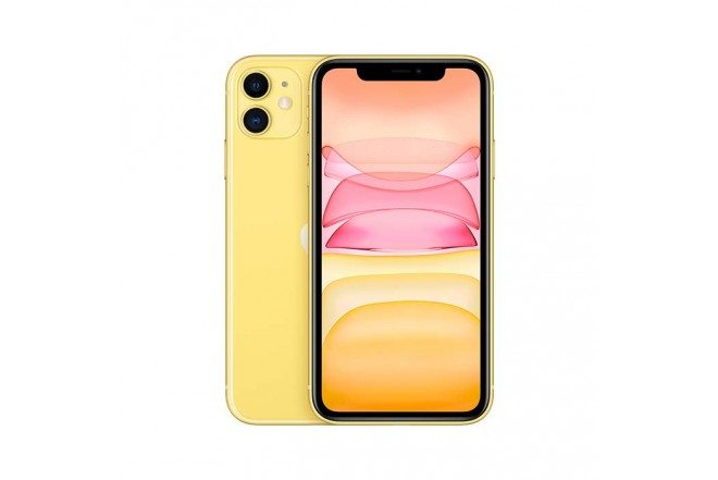 iPhone 11 64 GB en amarillo2