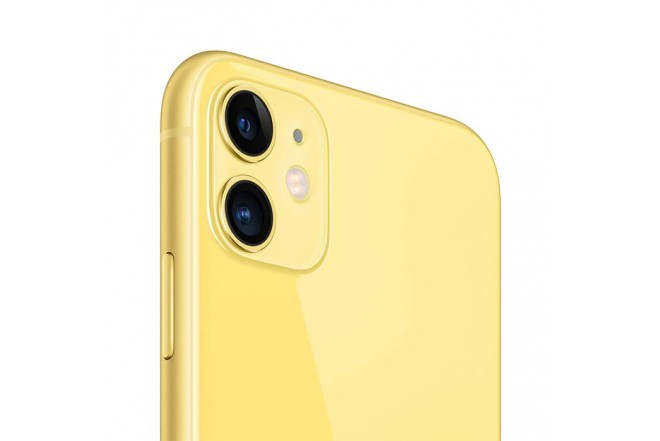iPhone 11 64 GB en amarillo4