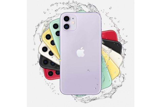 iPhone 11 64 GB en amarillo5