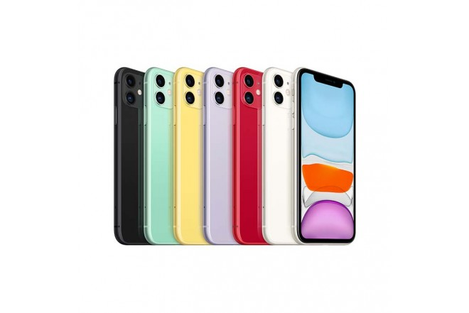 iPhone 11 64 GB en amarillo6