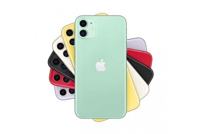 iPhone 11 64GB enverde1