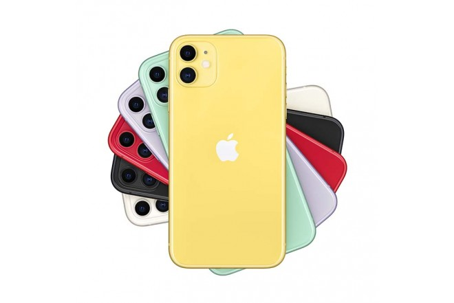 iPhone 11 128 GB en amarillo1