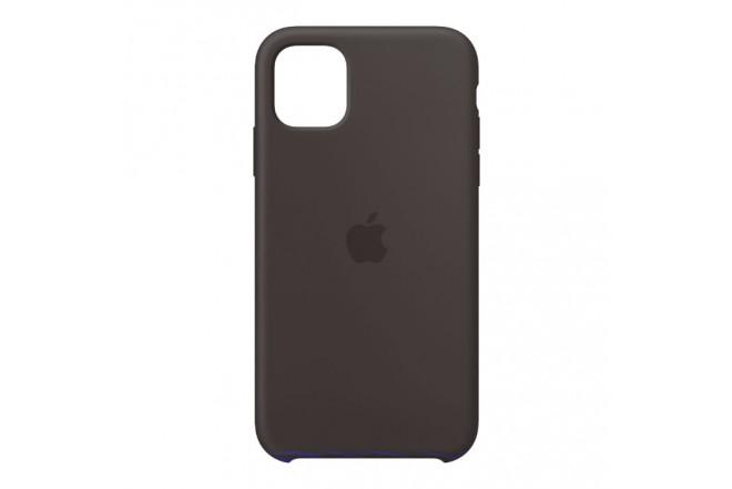 Case Silicone APPLE iPhone11 Negro 1