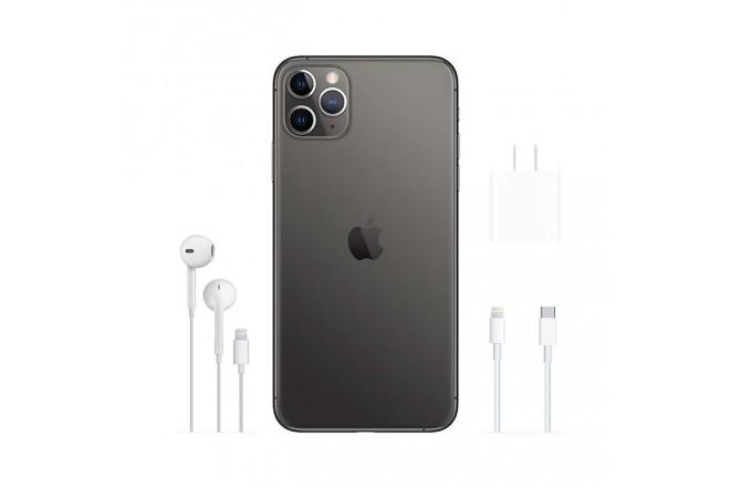 iPhone 11 Pro Max 64GB Gris espacial6
