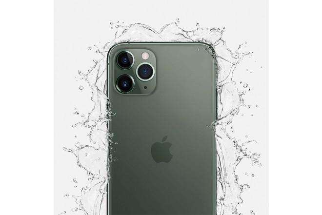 iPhone 11 Pro Max 64GB de en verde noche4