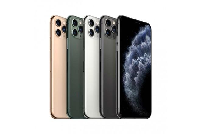 iPhone 11 Pro Max 64GB de en verde noche5