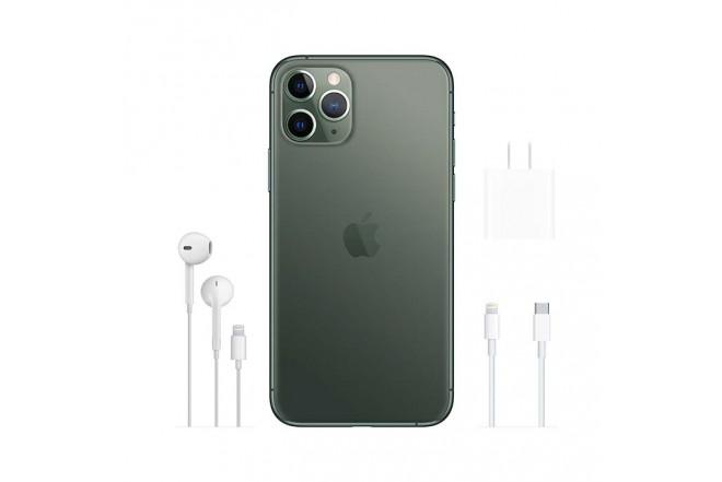 iPhone 11 Pro 64GB de en verde noche6