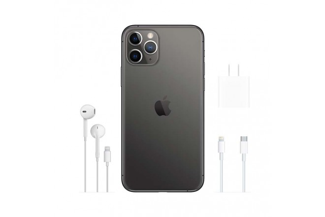 iPhone 11 Pro 256GB Gris espacial6