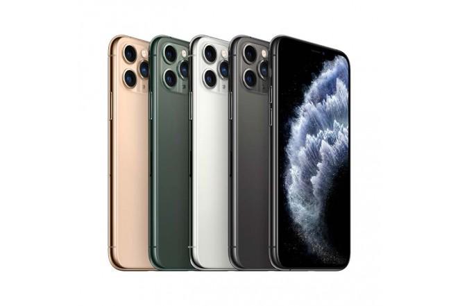iPhone 11 Pro 256GB de en verde noche5