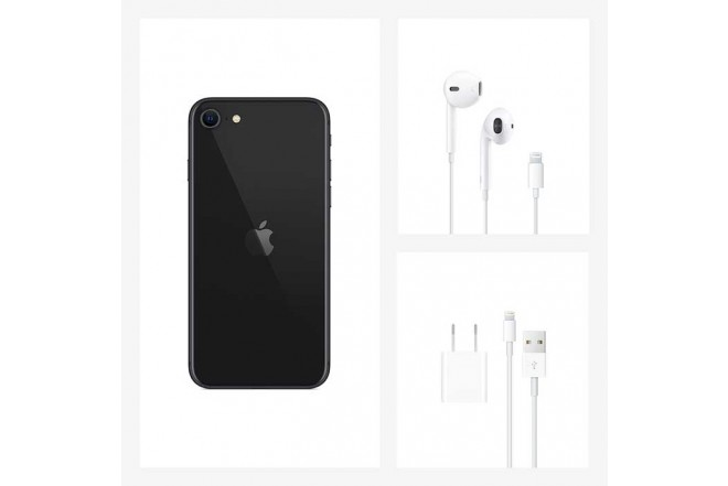 iPhoneSE 128GB Negro8