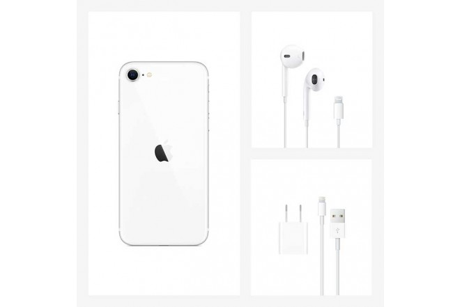 iPhoneSE 128GB Blanco8