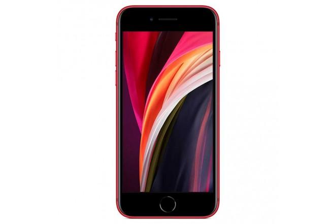 iPhoneSE 128GB Rojo2