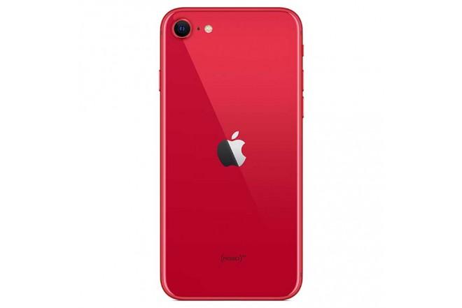 iPhoneSE 128GB Rojo3