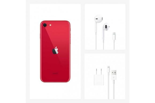 iPhoneSE 128GB Rojo8