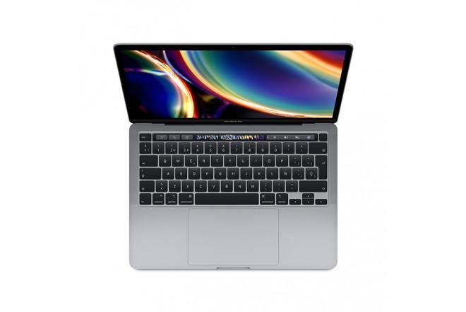 "Macbook Pro 13.3"" Pulgadas Touch Bar Intel Core i5 512GB Ram 16GB Gris_5"