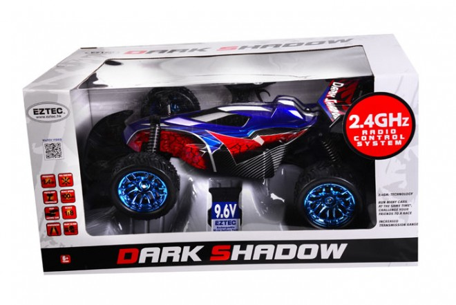 Coche R/C Gigante Dark Shadow Eztec Azul