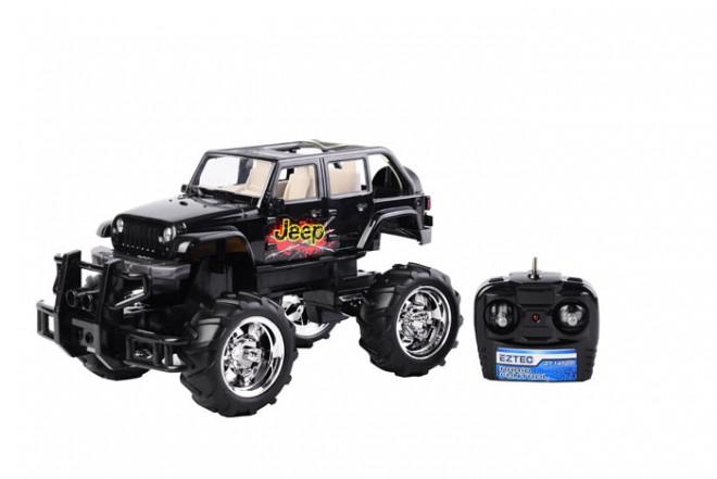 Off Road R/C Jeep Eztec Negro