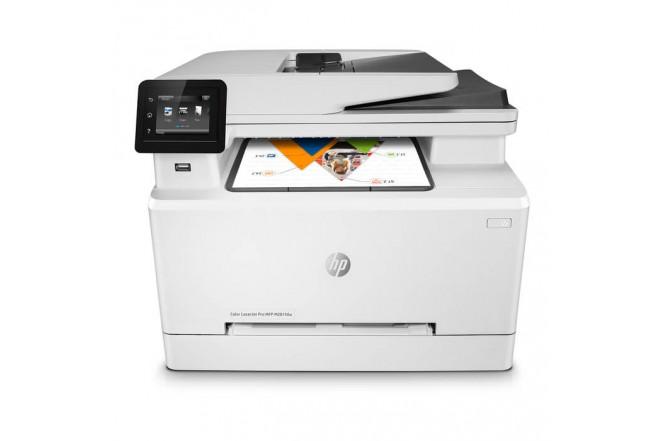 Multifuncional Laser Color Hp M281fdw Alkosto Tienda Online