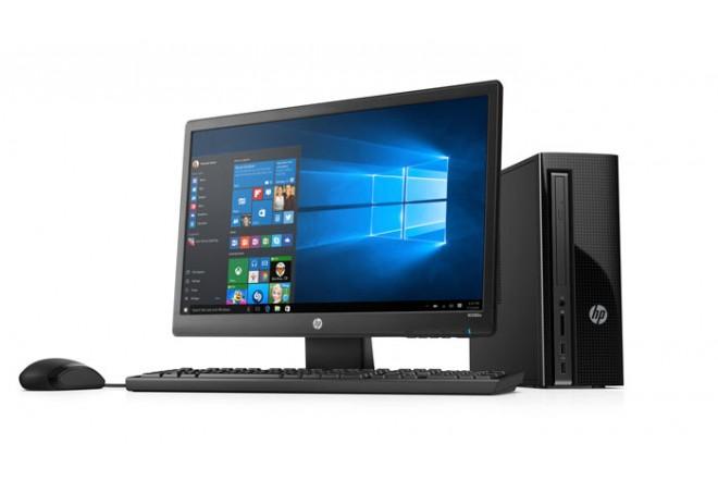 "Computador de Escritorio HP 260-P100B Pentium 20"" Negro"