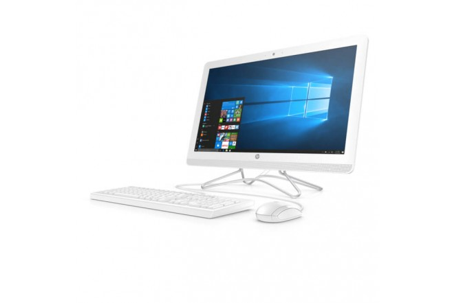 "PC All in One HP - 24-e002la - AMD A9 - 23.8"" Pulgadas - 1Tb - Disco Duro 1Tb - Blanco"