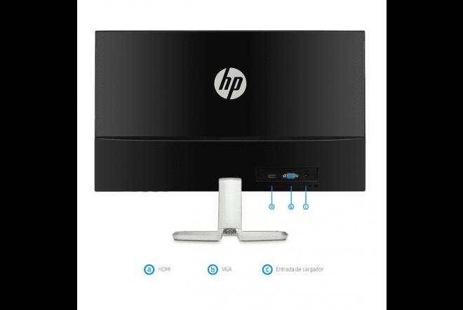 """Monitor HP 24F 24"""" Negro_4"""