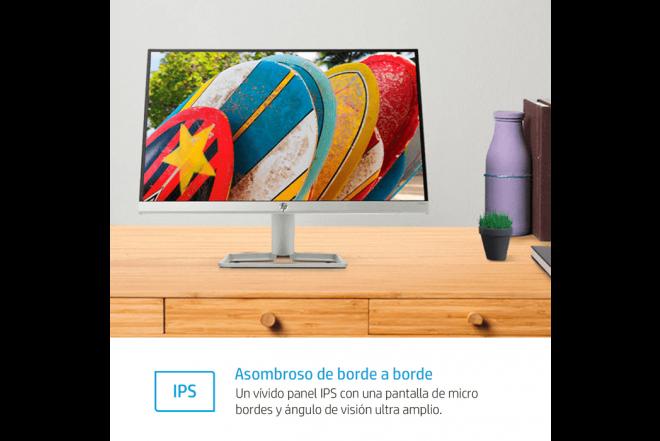 """Monitor HP 24F 24"""" Negro_9"""