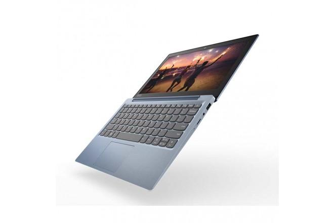"""Portátil LENOVO - 120S - Intel Celeron - 11.6"""" Pulgadas - Disco Duro 64Gb - Azul"""