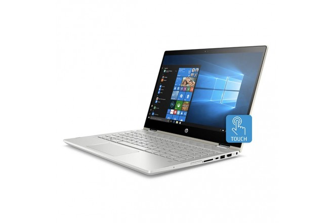 "Convertible 2 en 1 HP - 14-cd0003la - Intel Core i3 - 14"" Pulgadas - Disco Duro 500GB - Plata4"
