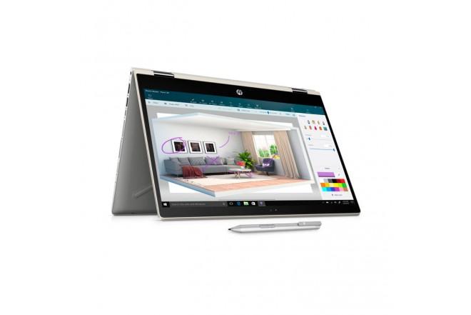 """Convertible 2 en 1 HP - cd0009la - Intel Core i5 - 14"""" Pulgadas - Disco Duro 1Tb - Dorado5"""