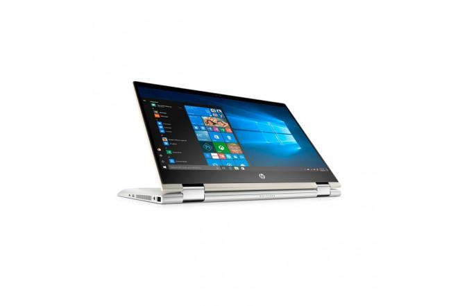 """Convertible 2 en 1 HP - cd0009la - Intel Core i5 - 14"""" Pulgadas - Disco Duro 1Tb - Dorado2"""