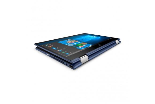 "Convertible 2 en 1 HP - 14-cd0012la - Intel Core i7 - 14"" Pulgadas - Disco Duro 1Tb - Azul3"