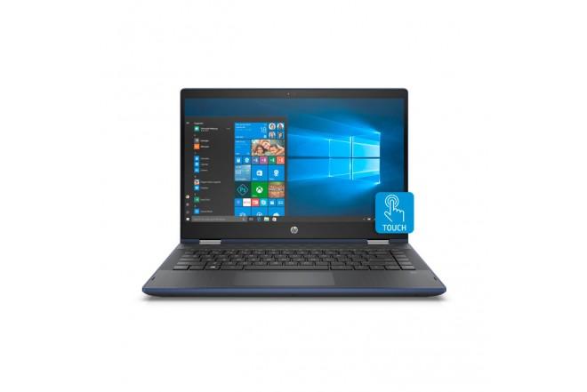 "Convertible 2 en 1 HP - 14-cd0012la - Intel Core i7 - 14"" Pulgadas - Disco Duro 1Tb - Azul5"