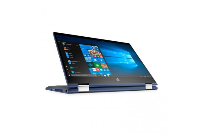"Convertible 2 en 1 HP - 14-cd0012la - Intel Core i7 - 14"" Pulgadas - Disco Duro 1Tb - Azul4"