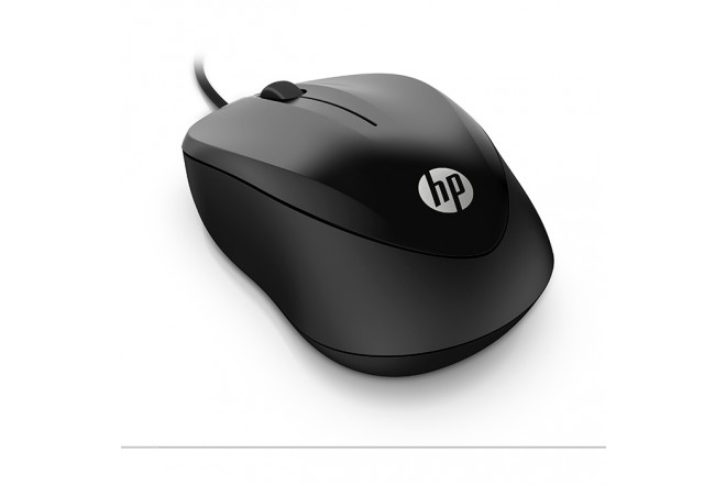 Mouse HP Alambrico Optico 1000 Negro 5