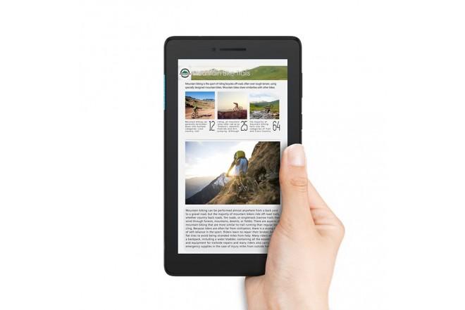 "Tablet LENOVO Tab 4 Lite Wifi 7"" Negro8"