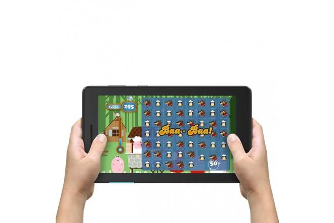 "Tablet LENOVO Tab 4 Lite Wifi 7"" Negro16"