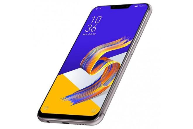 Celular ASUS Zenfone 5Z DS 4G Plateado