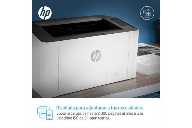 Impresora Laser HP 107w_10