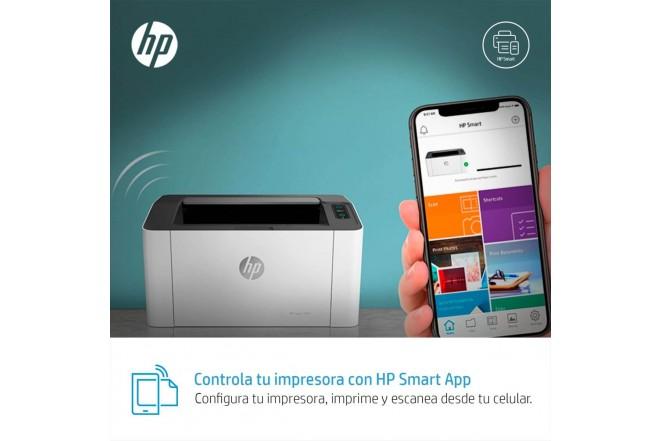 Impresora Laser HP 107w_8