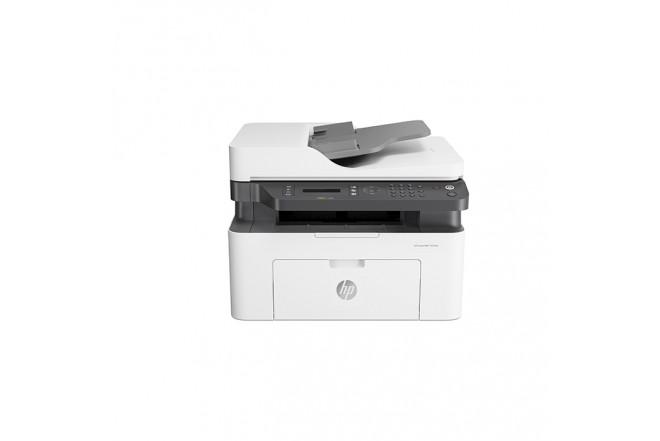 Multifuncional Laser HP MFP 137fnw Blanca