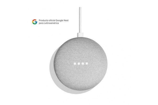 Parlante Google Home Mini Gris p