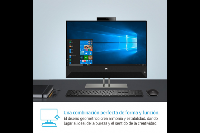 Computador All in one HP Pavilion 24-xa111la AMD R5_8
